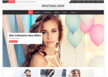 bFastMag Shop WordPress Theme