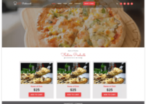lzrestaurant WordPress Theme