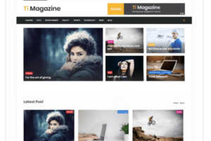 timagazine WordPress Theme