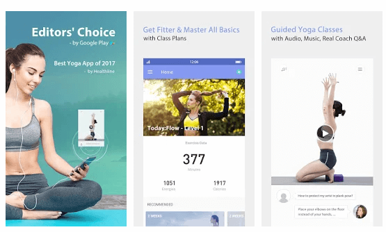 Daily Yoga - Yoga Fitness app