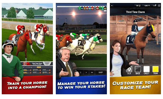 Horse Racing Manager 2018 game