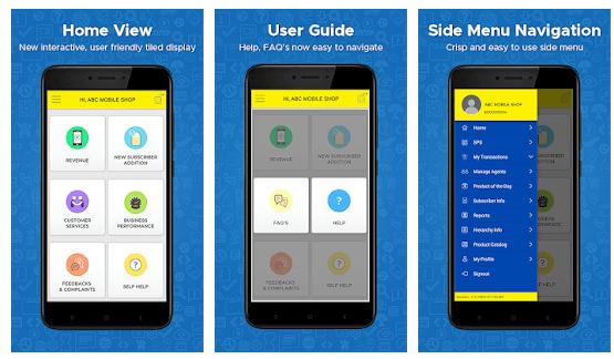 Idea Smart - Retailer app