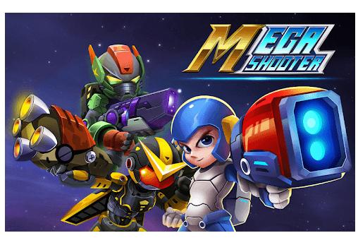 Mega Shooter game