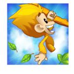 Benji Bananas Game Logo
