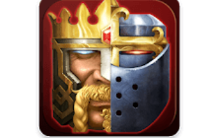 Clash of Kings Game Logo