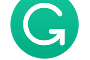 Grammarly Keyboard App Logo