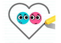 Love Balls Game Logo