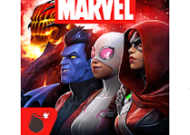 MARVEL Contest of Champions Logo