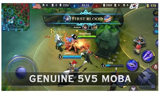 Mobile Legends Game