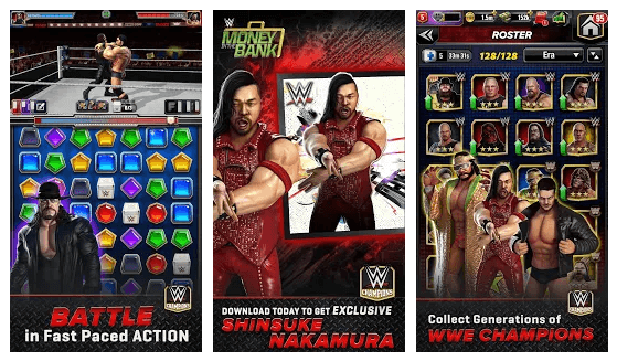 WWE Champions Android Game