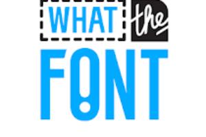 WhatTheFont App Logo