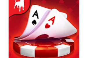 Zynga Poker Game Logo