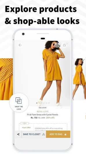 AJIO Online Shopping - Handpicked Curated Fashion