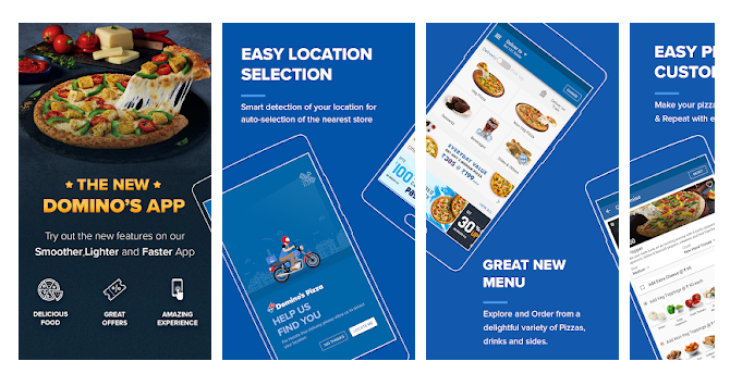 Domino's Pizza Online DeliveryDomino's Pizza Online Delivery