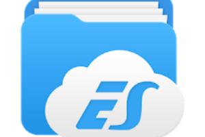 ES File Explorer File Manager logo