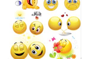 Emoticons for whatsapp logo