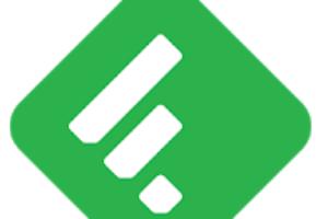 Feedly - Get Smarter logo