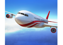 Flight Pilot Simulator 3D Free logo