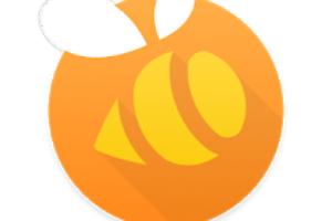 Foursquare Swarm Check In logo