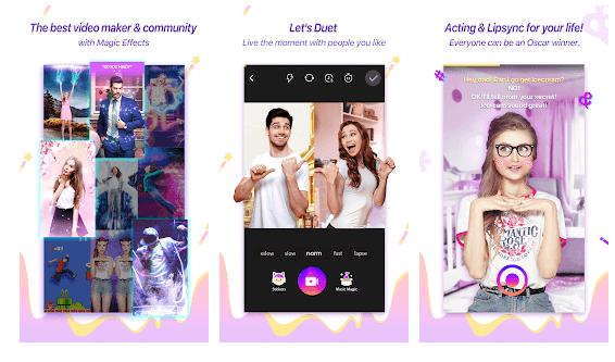LIKE – Magic Video Maker & Community App