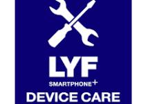 LYF Device Care logo