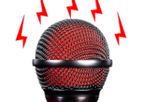 Live Microphone, Mic announcement logo