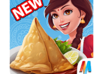 Masala Express Cooking Game logo