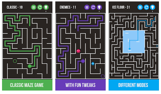 Image result for Mazes & More game pic