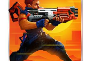 Metal Squad Shooting Game logo