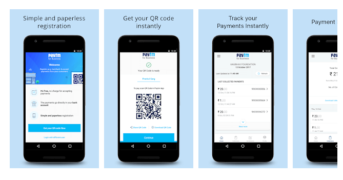 Paytm For Business Accept & Manage Payments