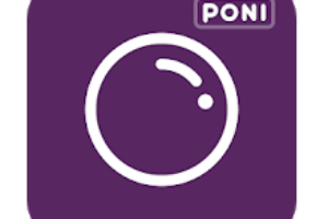 Poni Camera-Photo Editor, Collage logo