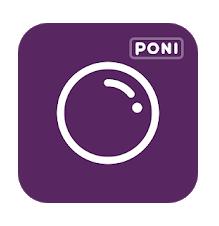 Poni Camera-Photo Editor, Collage logo