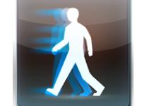 Reverse Movie FX - magic video logo