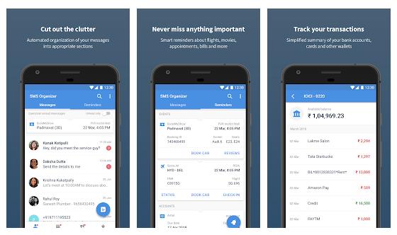 SMS Organizer - Clean, Blocker