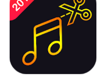 Smart mp3 cutter - Ringtone Maker app logo