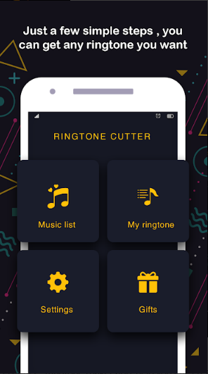 Smart mp3 cutter - Ringtone Maker app