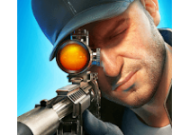 Sniper 3D Gun Shooter Free Shooting Games - FPS logo