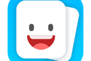 Tinycards by Duolingo Fun & Free Flashcards logo