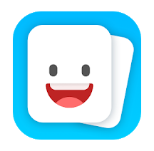 Tinycards by Duolingo Fun & Free Flashcards logo