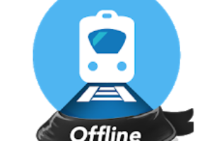 Where is my Train App Logo