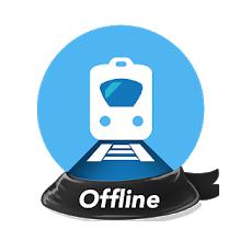 Where is my Train App Logo