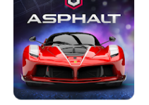 Asphalt 9 Legends - 2018's New Arcade Racing Game logo