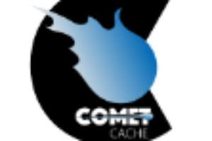 Comet Cache logo