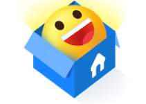 Emoji Launcher - Stickers & Themes logo