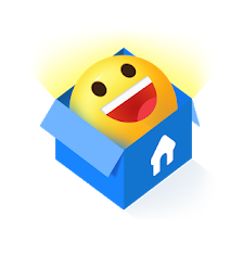 Emoji Launcher - Stickers & Themes logo