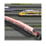Euro Train Simulator 3D logo