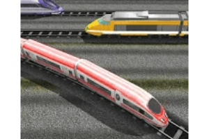 Euro Train Simulator 3D logo