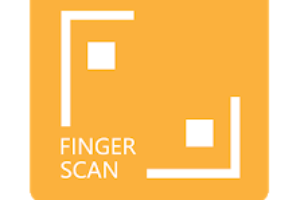 Finger Scan logo