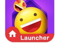 IN Launcher - Funny Emojis & GIFs, Themes logo