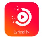 Lyrical ly - Lyrical Video Status Maker logo
